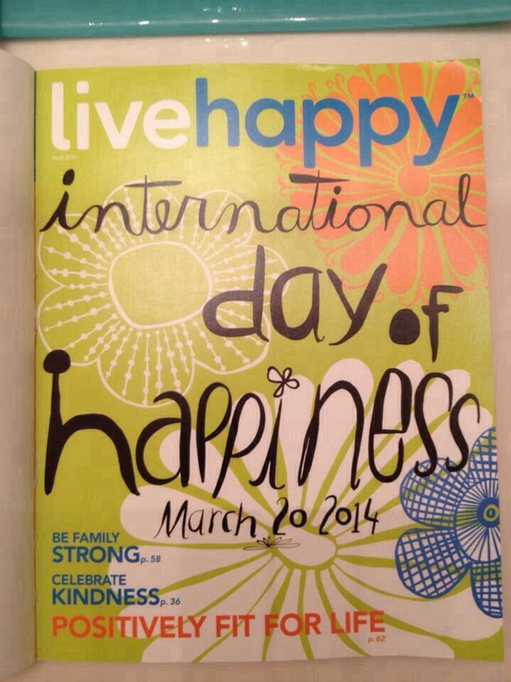 day of happiness