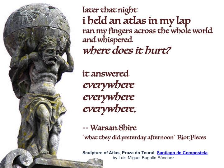 Atlas Warsan Shire